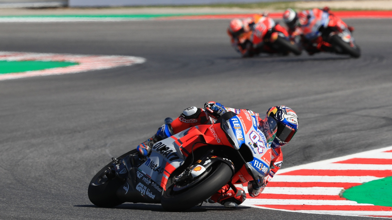 ¿Qué piloto británico logró su último podio de MotoGP en Misano?