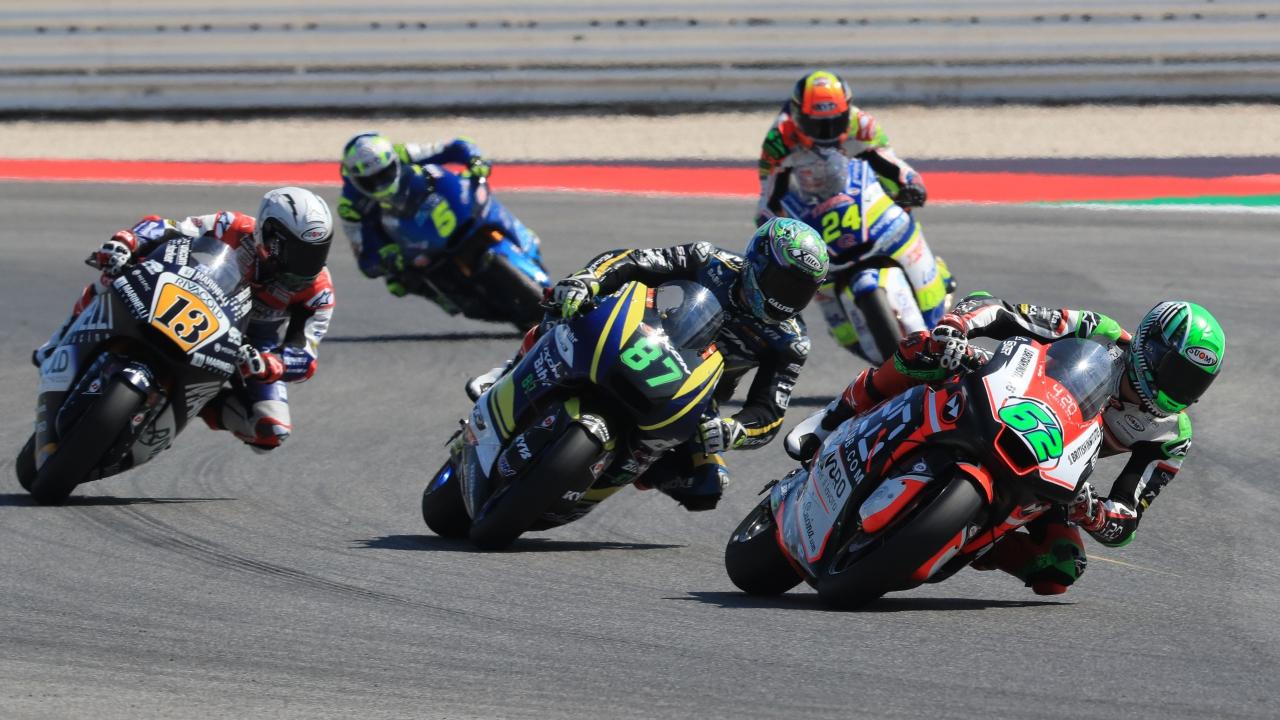 ¿Qué piloto italiano ha subido más veces al podio en Misano?