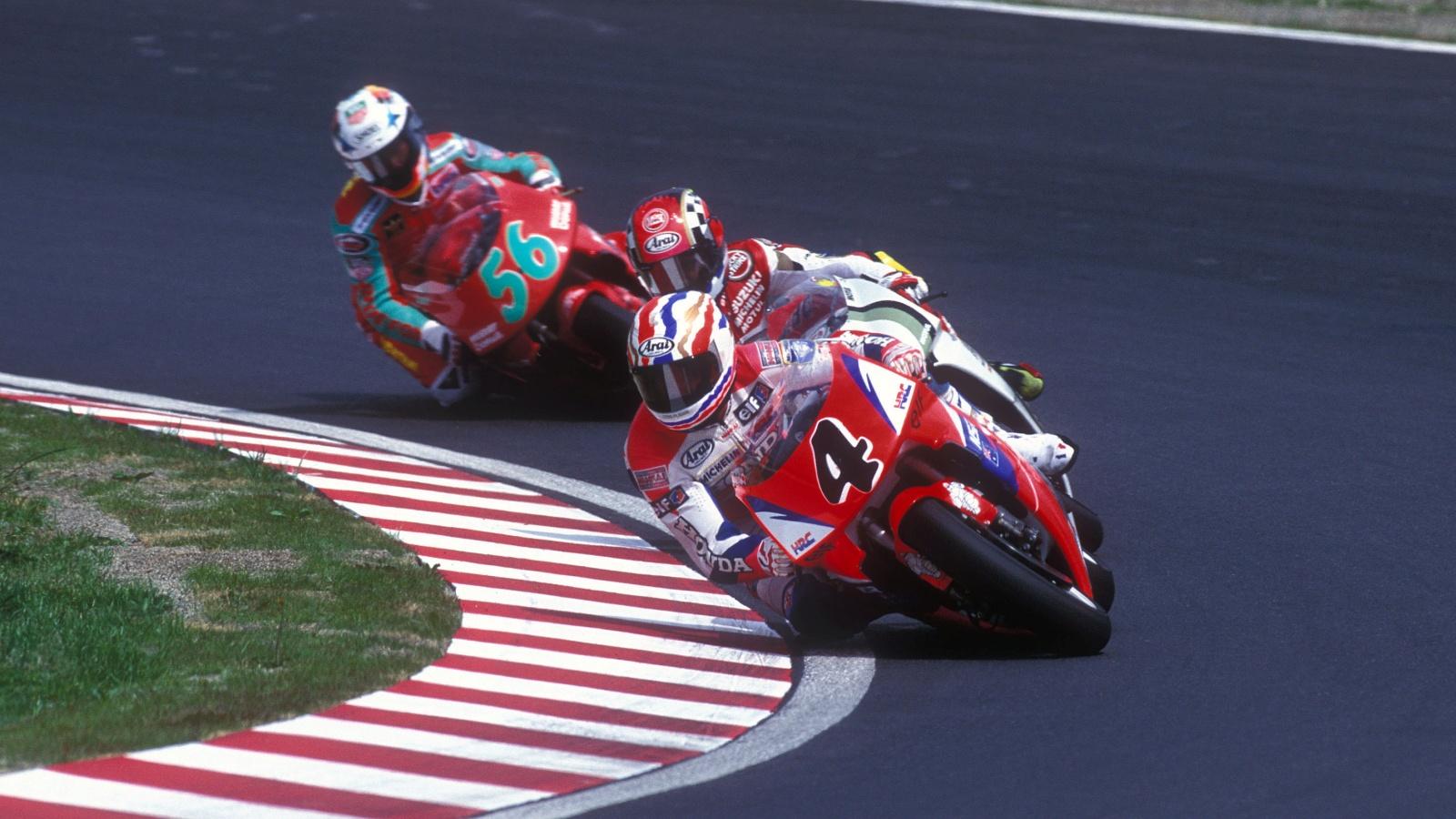 Norick Abe asombró al mundo en su debut en 500cc en Suzuka 1994 con 19 años. ¿Cómo acabó?