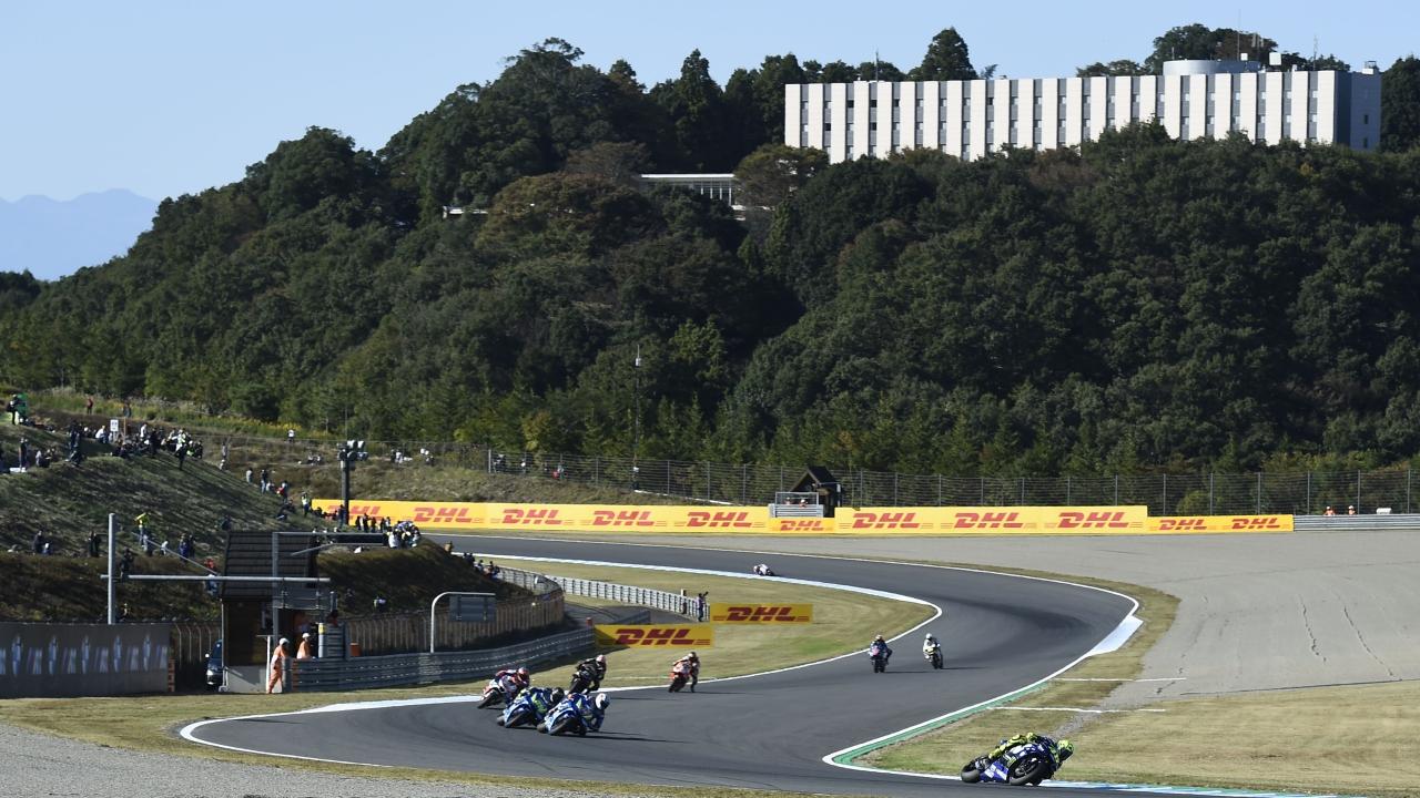 Solo dos pilotos ganaron cuatro veces en Suzuka. Uno es Daijiro Kato, ¿quién es el otro?