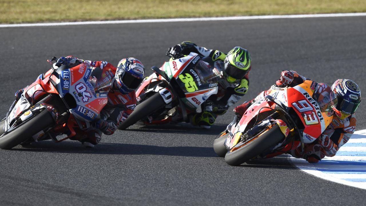 Los japoneses dominaron los 90 en Suzuka: ocho triunfos seguidos en 125cc (1994-2001), seis seguidos en 250cc (1997 y 2002) y dos triunfos en 500cc. ¿En qué año consiguieron el histórico triplete de victorias?