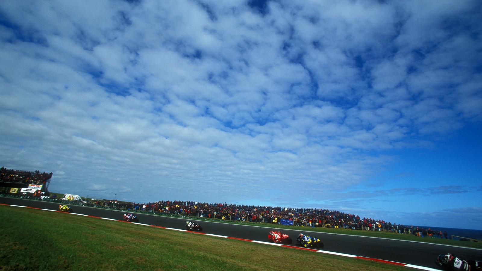 ¿Quién fue el último piloto en proclamarse campeón de MotoGP en Phillip Island?