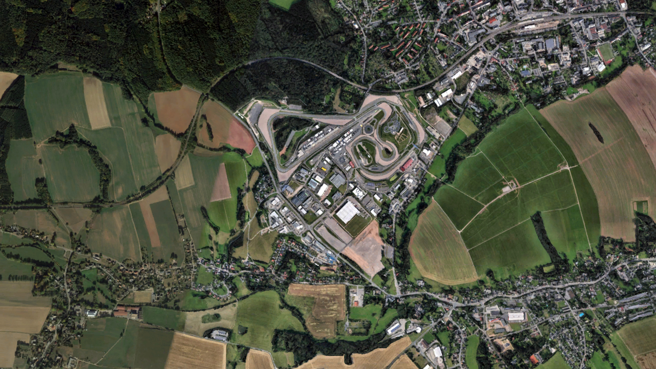 'Google Track' ¿Reconoces los 20 circuitos del Mundial de MotoGP?